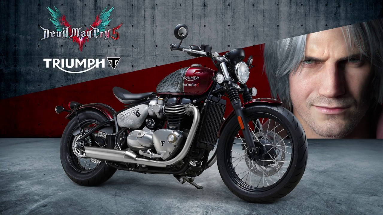 Devil May Cry 5 Triumph