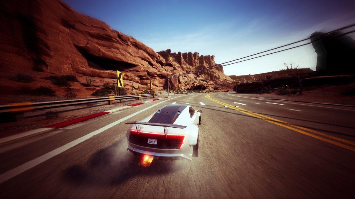 dangerous driving, dangerous, burnout, successor, release, april, epic games store, driving, spiritual