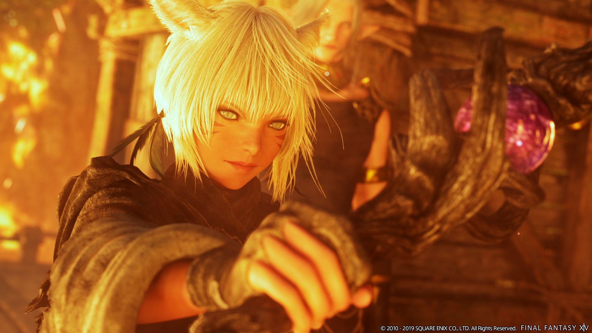 Final Fantasy XIV Getting Free Login Campaign in Preparation for