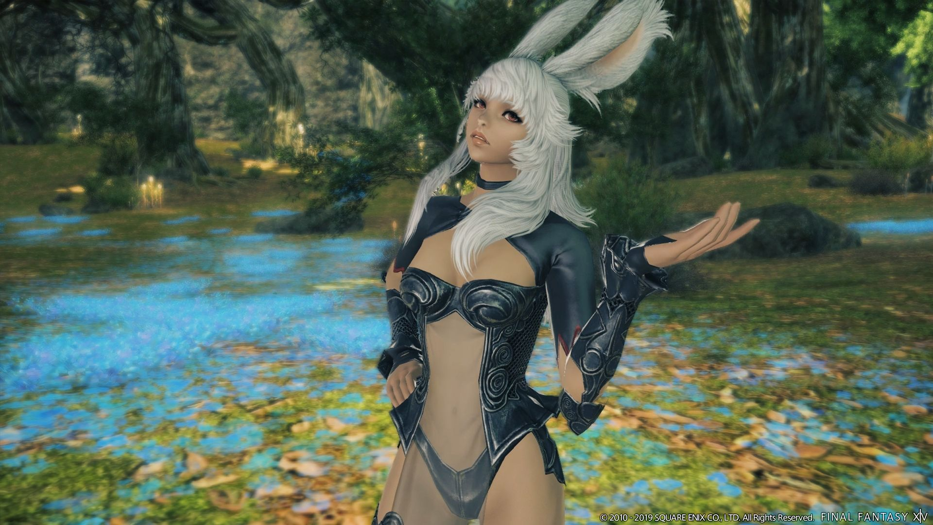 Final Fantasy XIV: Shadowbringers Viera