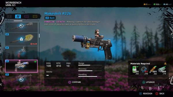 Far Cry New Dawn Best Weapons You Can Get Rank Ii Rank Iii Elite