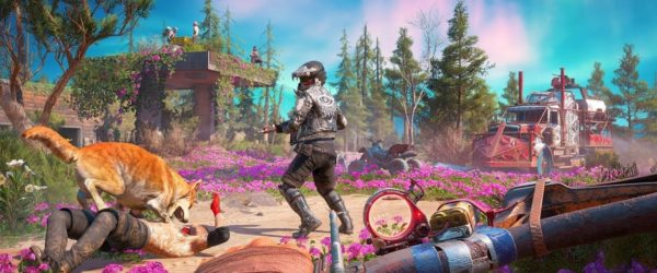 Need to Play, new dawn, far cry 5