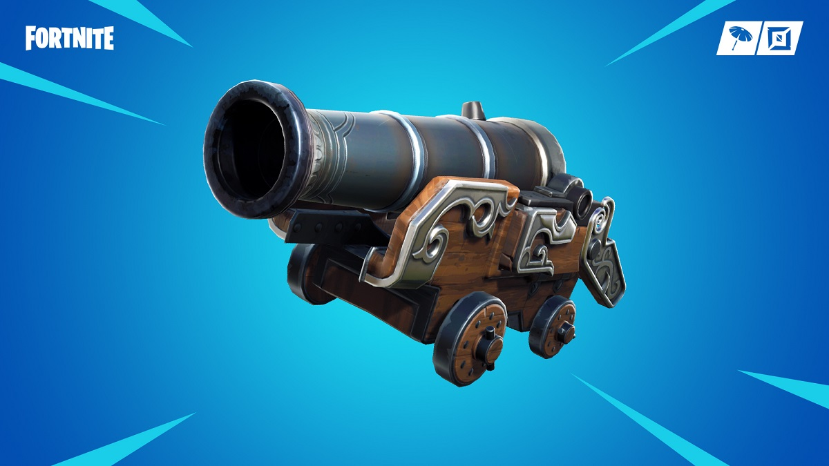 Fortnite, Season 8, Pirate Cannon, Epic Games, Battle Royale