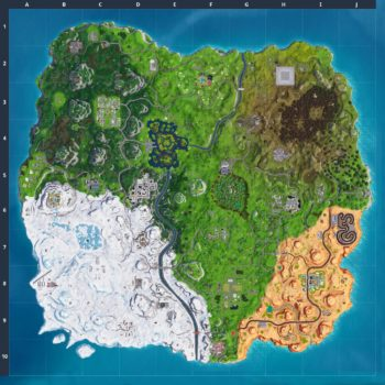 Fortnite S Earthquake Event Is Cracking The Map Apart