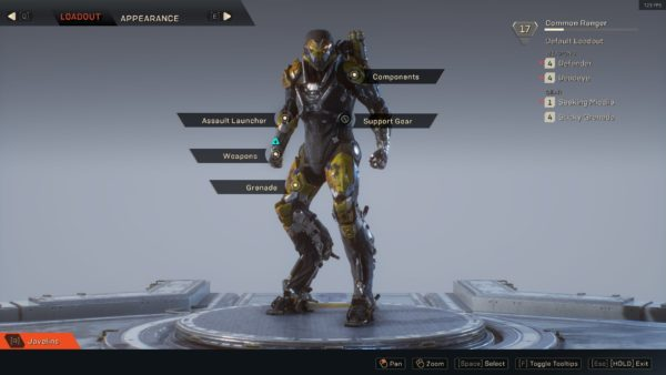 How to Customize Your Javelin in Anthem