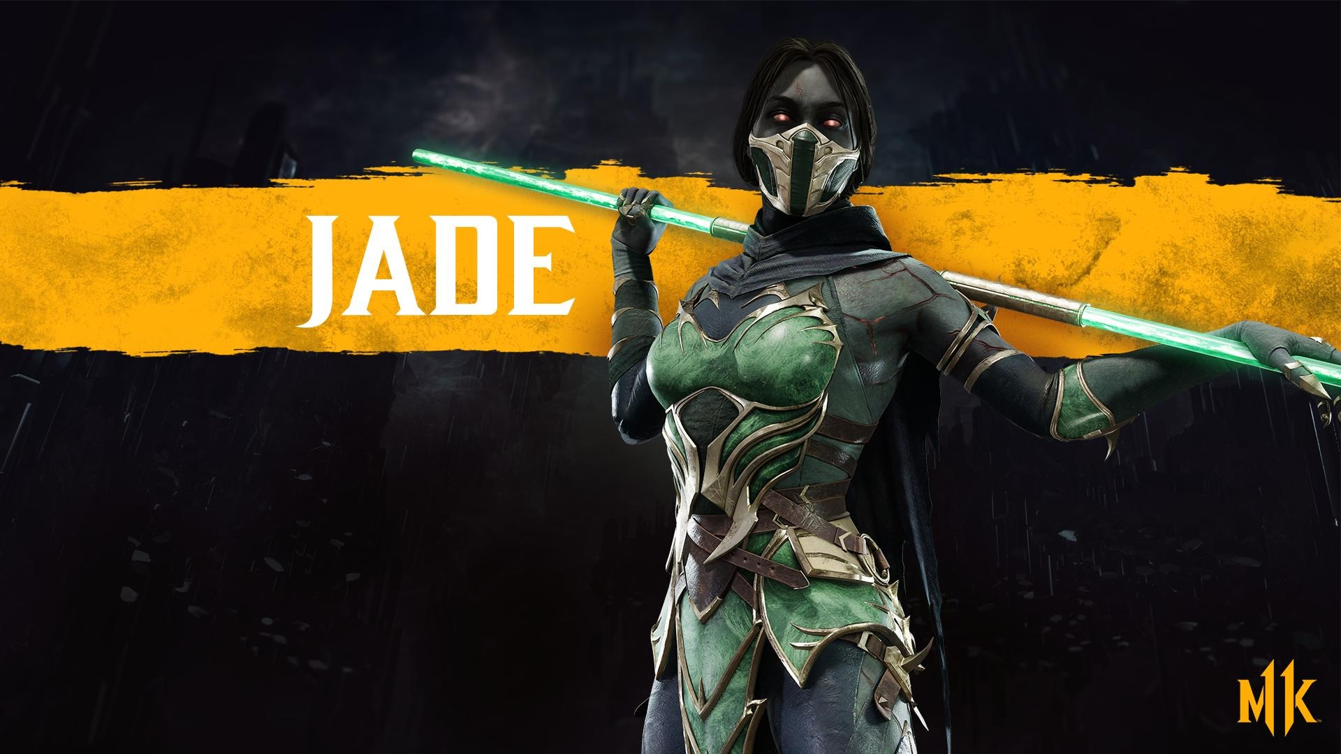 Mk11 Wallpaper: Mortal Kombat 11 Brings Jade Back Into The Fold