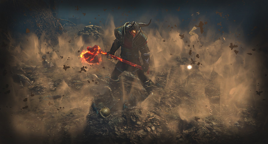 Path of Exile, march, league, expansion, free-to-play, grinding gear games
