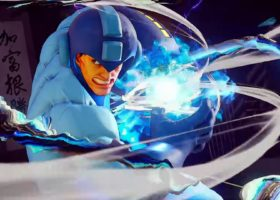 Street Fighter V Mega Man