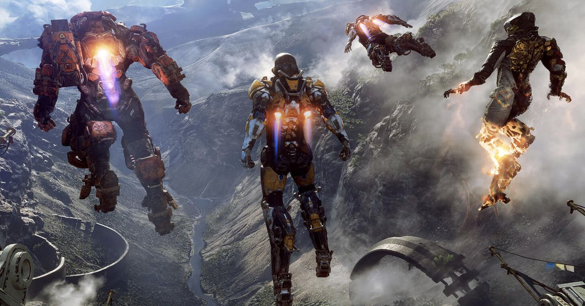Anthem, map size, open world, how big