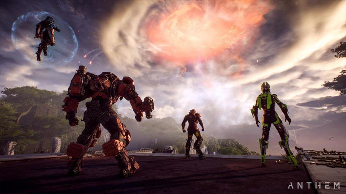 which javelin should you choose in Anthem