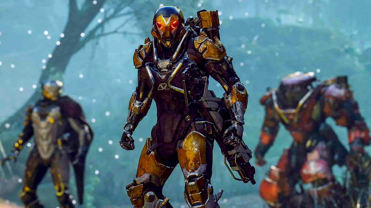 how to level up fast in Anthem