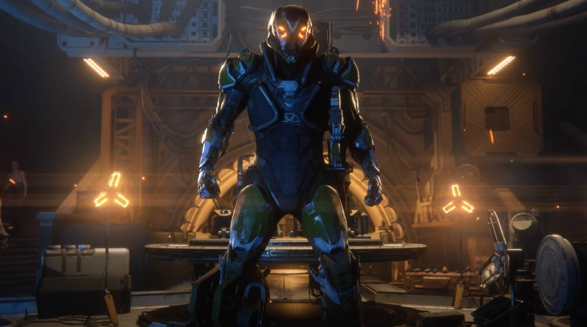 Anthem, how to level up fast and increase pilot level