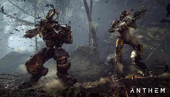 how to revive teammates in anthem, anthem downed teammate, get back up, revive, bioware,