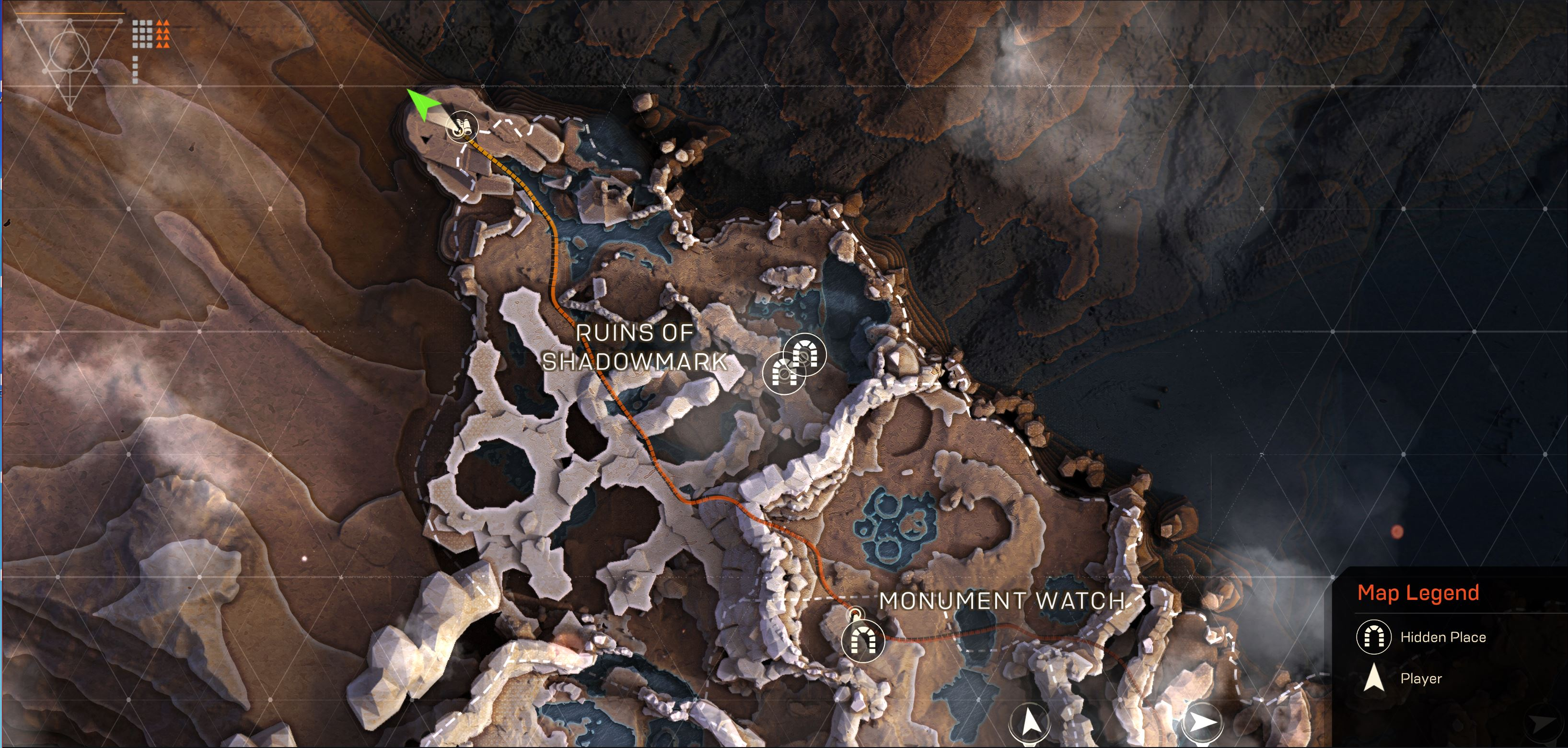 Anthem, map, how long, open world