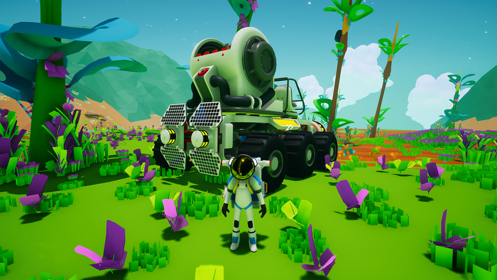 Astroneer, Console Commands