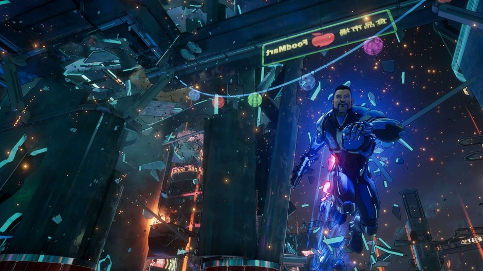can you sprint faster in crackdown 3