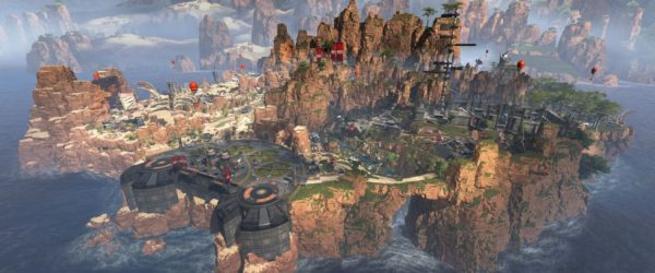 choose to be Jumpmaster in Apex Legends