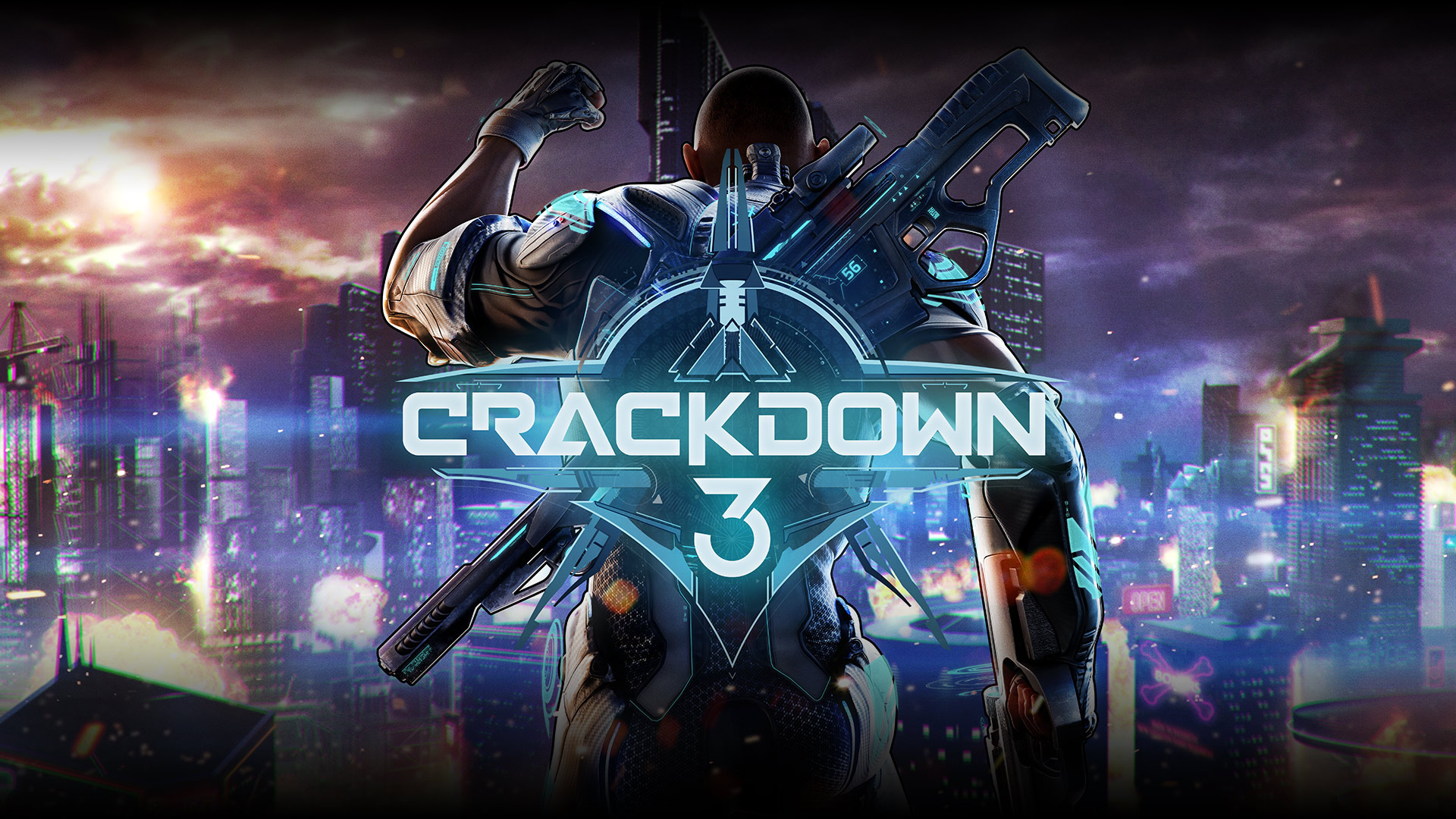 all weapons, unlock, crackdown 3