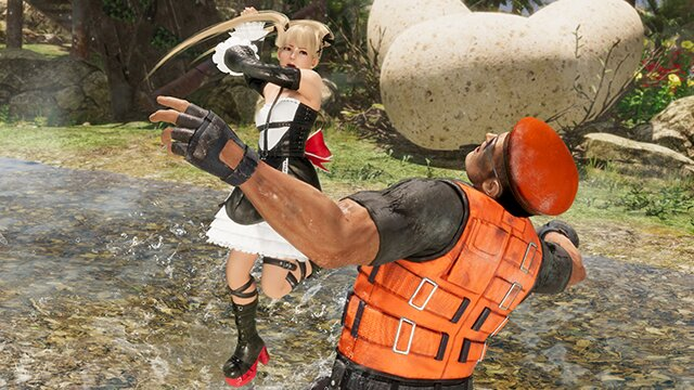 how to fill break gauge dead or alive 6, break blows, how to use, charge,