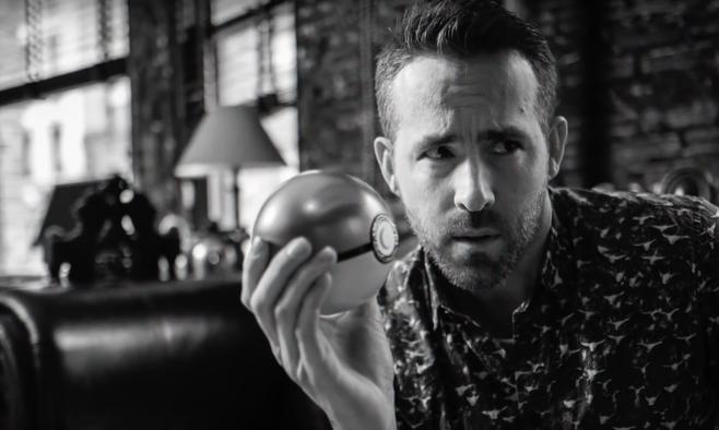 Detective Pikachu, Ryan Reynolds