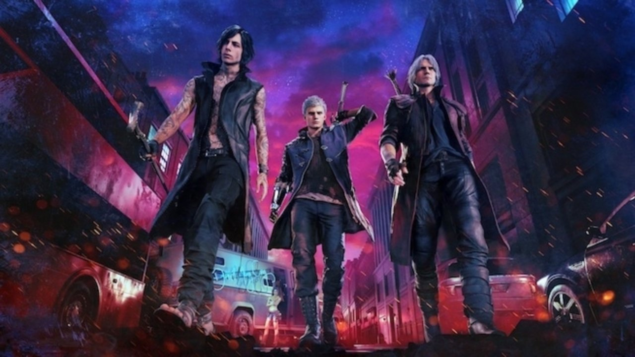 devil may cry 5, deluxe edition, standard edition, differences, which to get