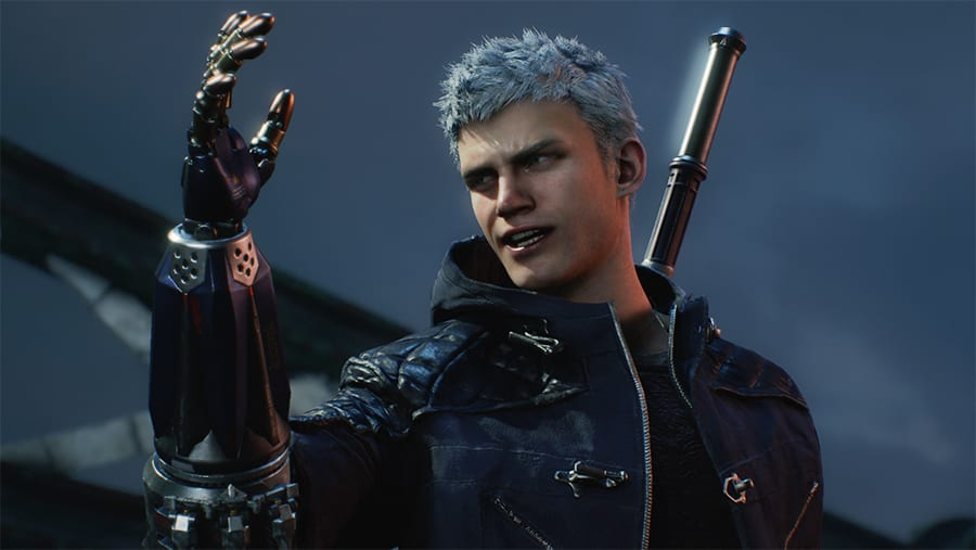 how to do a dropkick, dropkick, nero, devil may cry 5, taunt, dmc 5