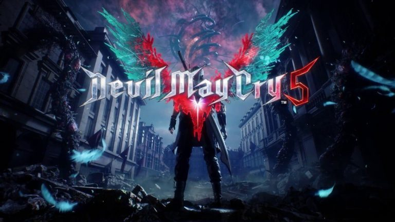 devil may cry 5: how to change difficulty