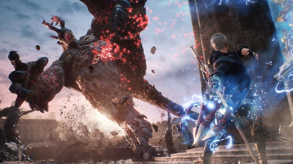 devil may cry 5, co-op multiplayer