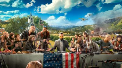 far cry 5, male or female