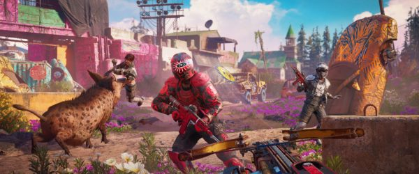 Far Cry New Dawn, Grappling Hook, how to