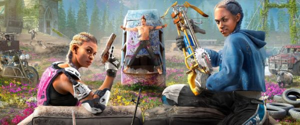 how to get all guns for hire, far cry new dawn