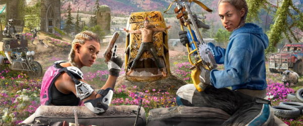 Far Cry: New Dawn, Upgrade, Prosperity, Specialists, Guns for Hire, craft special ammo, revive