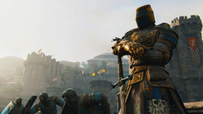 for honor, trophies