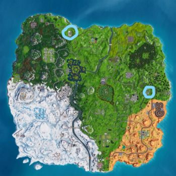 where to find motel and RV in Fortnite