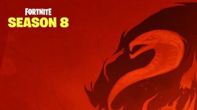 fortnite season 8, wiki