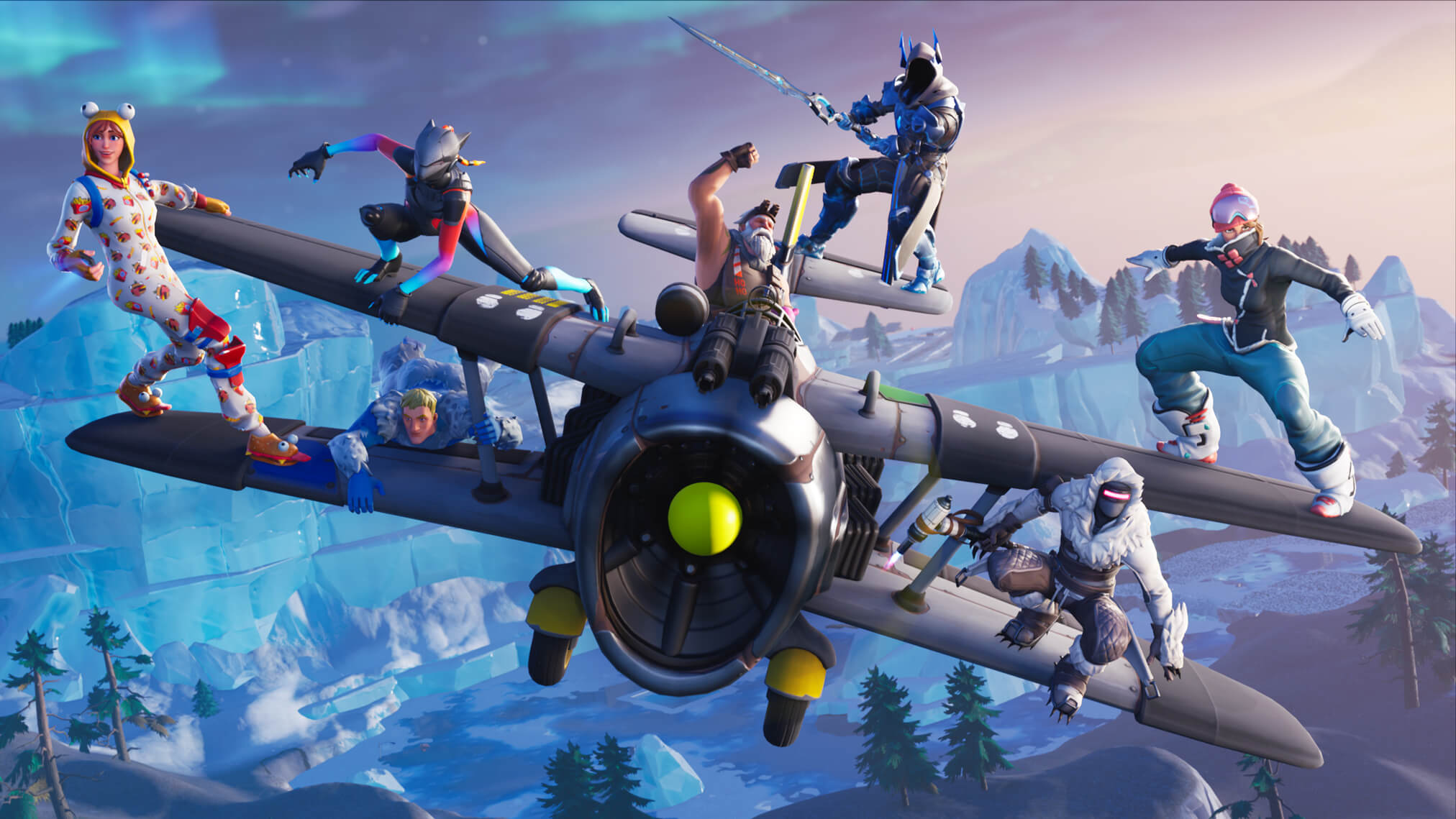 Fortnite: How to Get Stretched Resolution on PC & Consoles