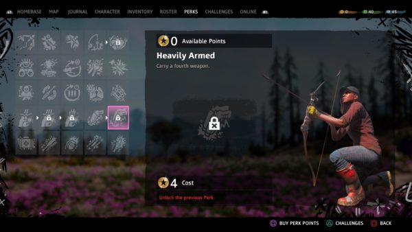 Far Cry New Dawn How To Get More Weapon Slots