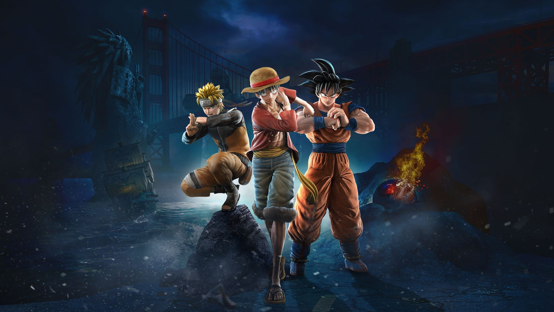 Jump Force, how to invite and play with friends