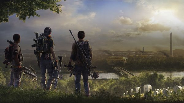 is there character creation in The Division 2