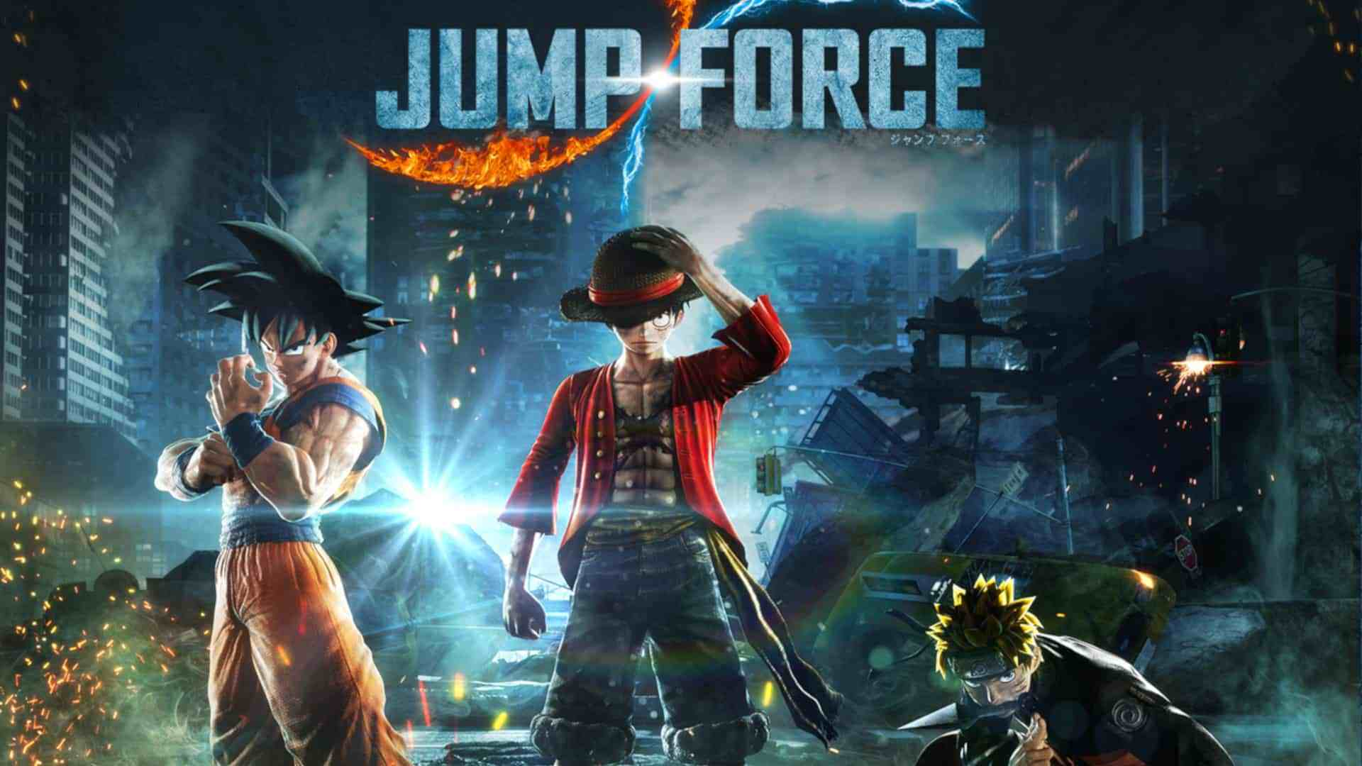 how to get more clothes and outfits in Jump Force