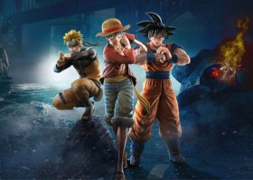 jump force review, is it good, bandai namco