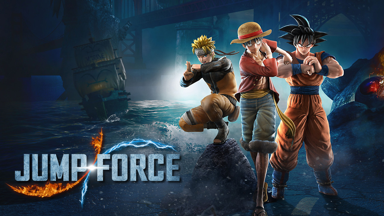 jump force level up