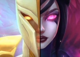Kayle and Morgana reworks
