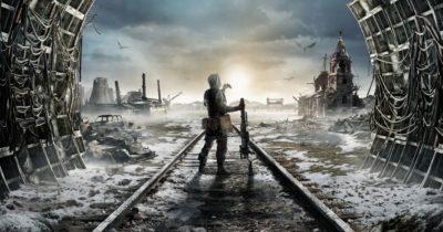 metro exodus, stick sensitivity
