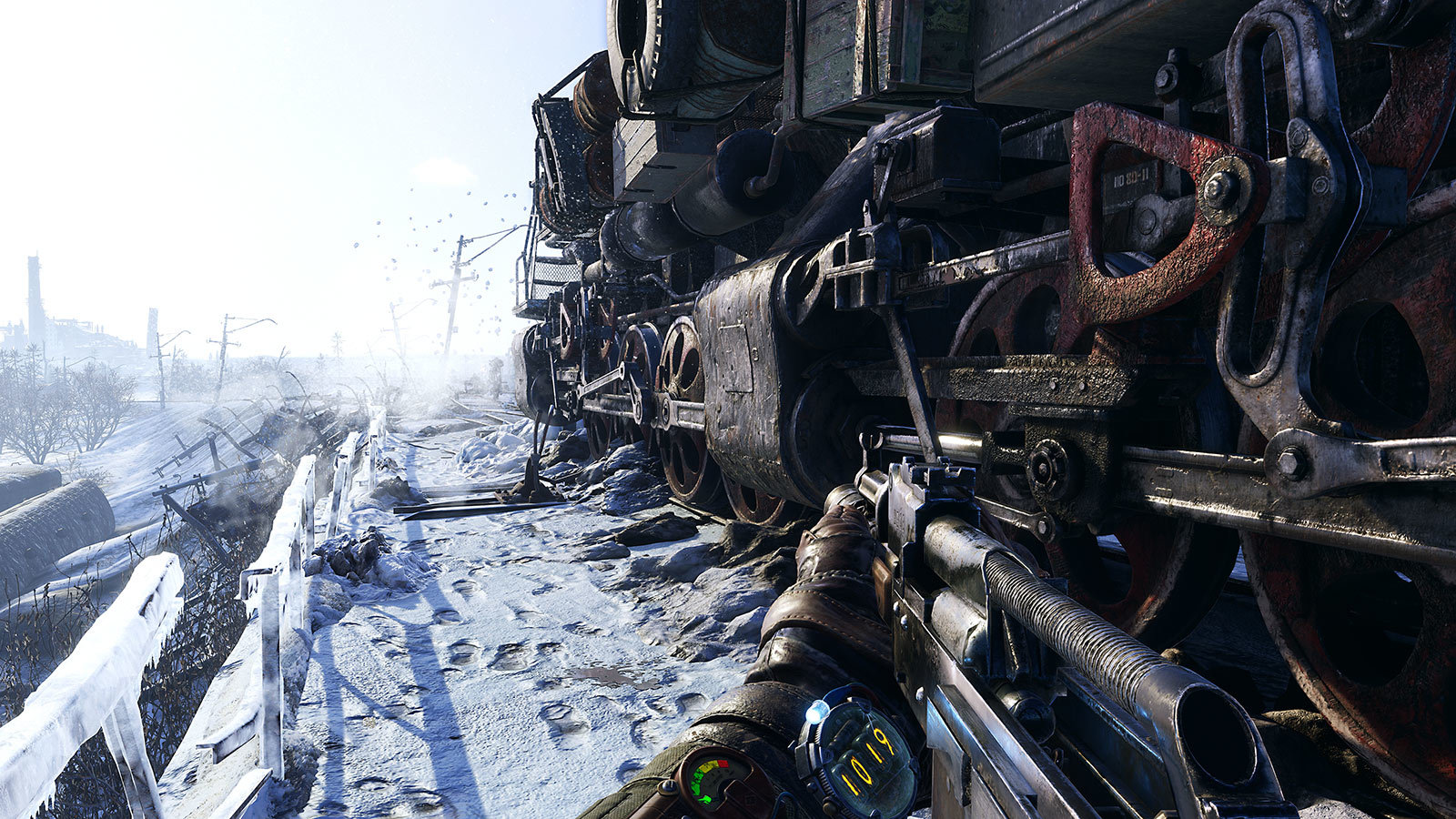 how to install gear upgrades in metro exodus, gear upgrades, gear,