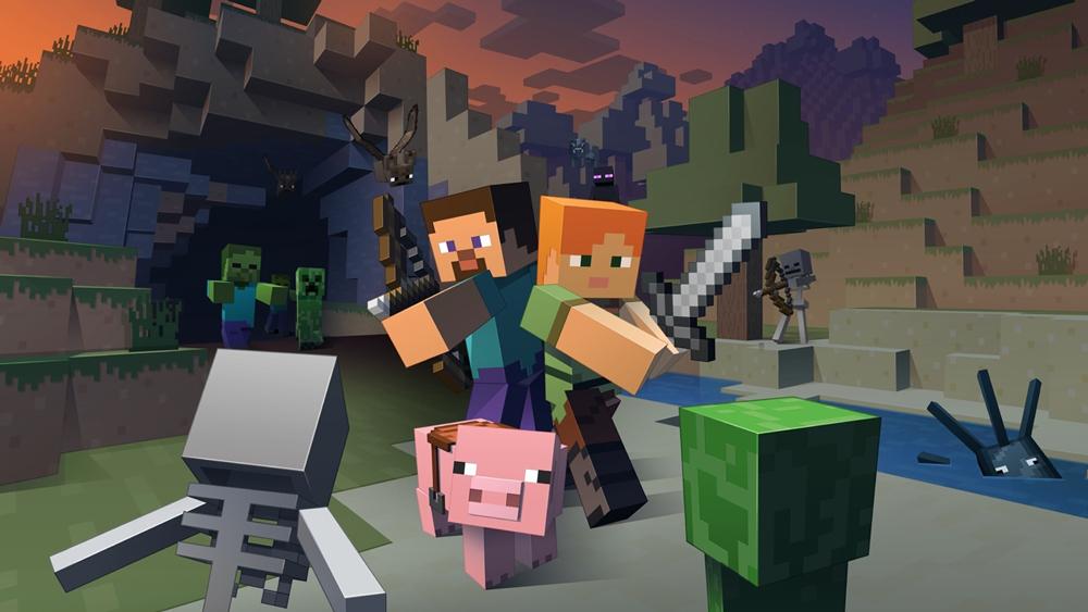 Minecraft, games, developer