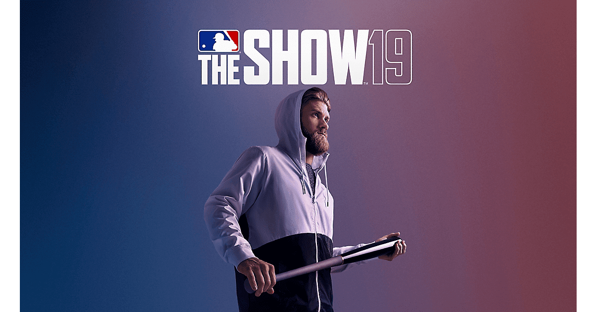 mlb the show 19, cover