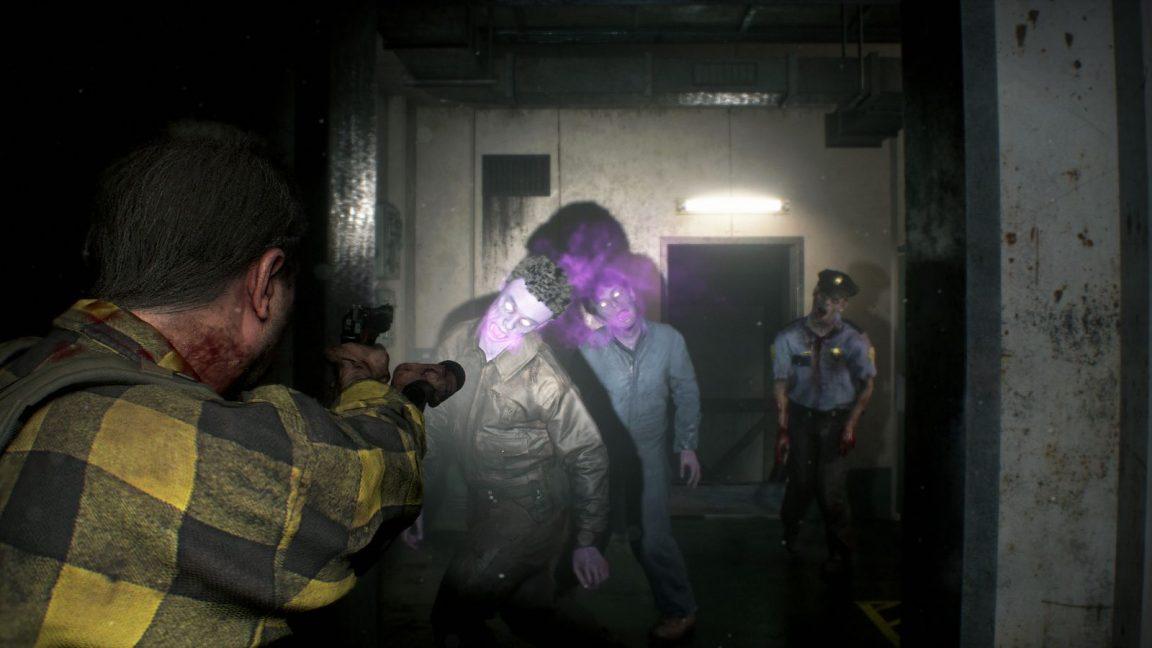resident evil 2, ghost survivors