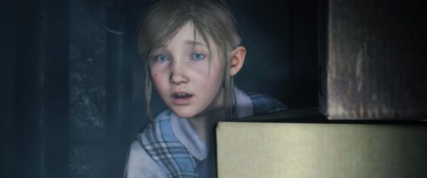 resident evil 2, sherry puzzle