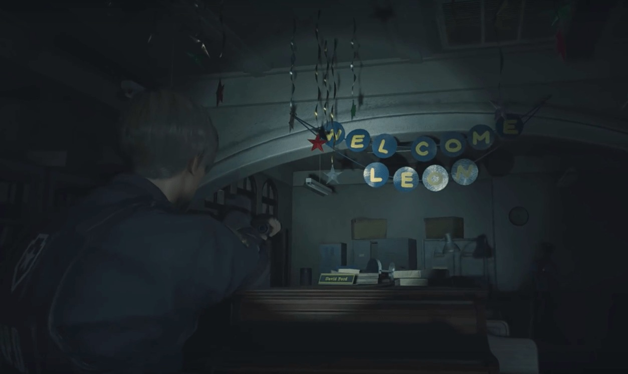 Resident Evil 2 Remake, Easter Eggs